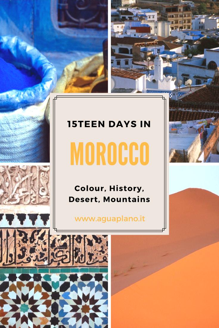 Diario di viaggio in Marocco