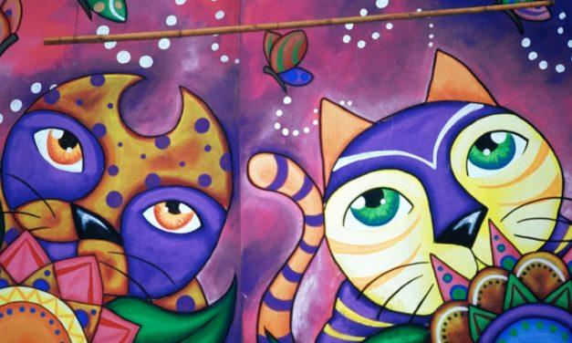 Fantastic Murales in Juayua – El Salvador
