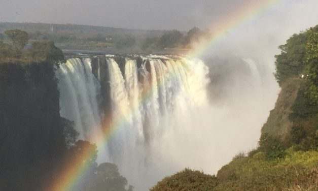 Victoria Falls guide for budget travellers
